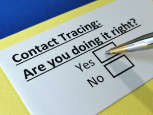 ContactTracingForm Proximity & Contact Tracing for small businesses and organisations