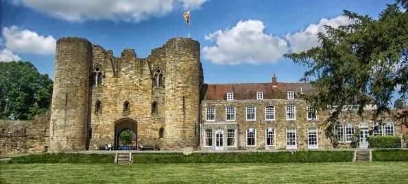 Tonbridge Castle in Kent What to do in Tonbridge Kent