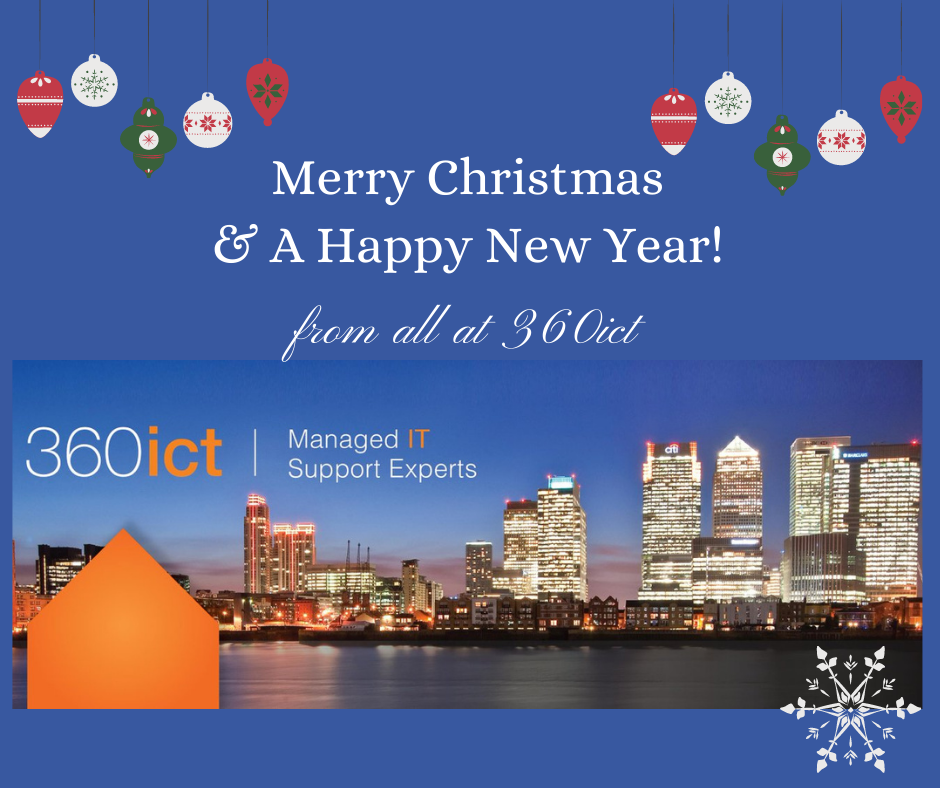 from all at 360ict Merry Christmas & a Happy New Year!