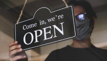 Businesses open up in latest lockdown-easing